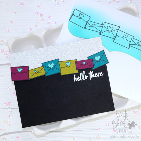 Hello There card and envelope set