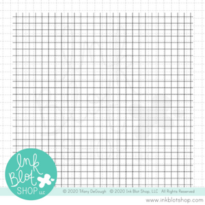 Grid Background :: 6x6 Clear Stamp