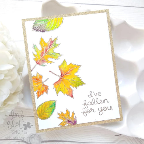 Leaf It To Me :: 4x6 Clear Stamp Set