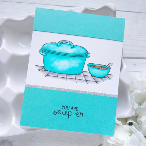 Get Grounded :: 4x6 Clear Stamp Set