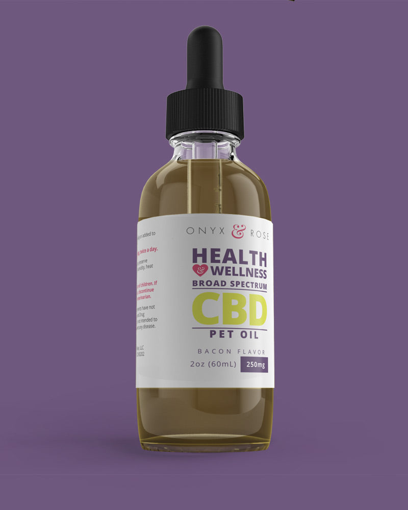 CBD Pet Oil