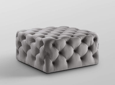Munich Tufted , Chesterfield Coffee Table - Lorinzer Living