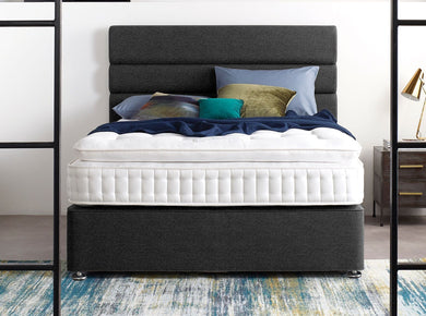 Platon Storage Divan Bed - Lorinzer Living