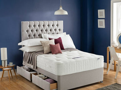 Zenon Storage Divan Bed - Lorinzer Living