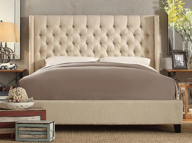 Felisha Winged Bed Frame Winged Bed Lorinzer living
