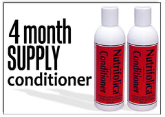 Nutrifolica Volmizing Conditioner - 4 Month Supply