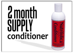 Nutrifolica Volumizing Conditioner - 2 Month Supply