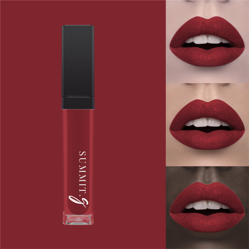 Liquid Matte Lipstick I Summit Gate