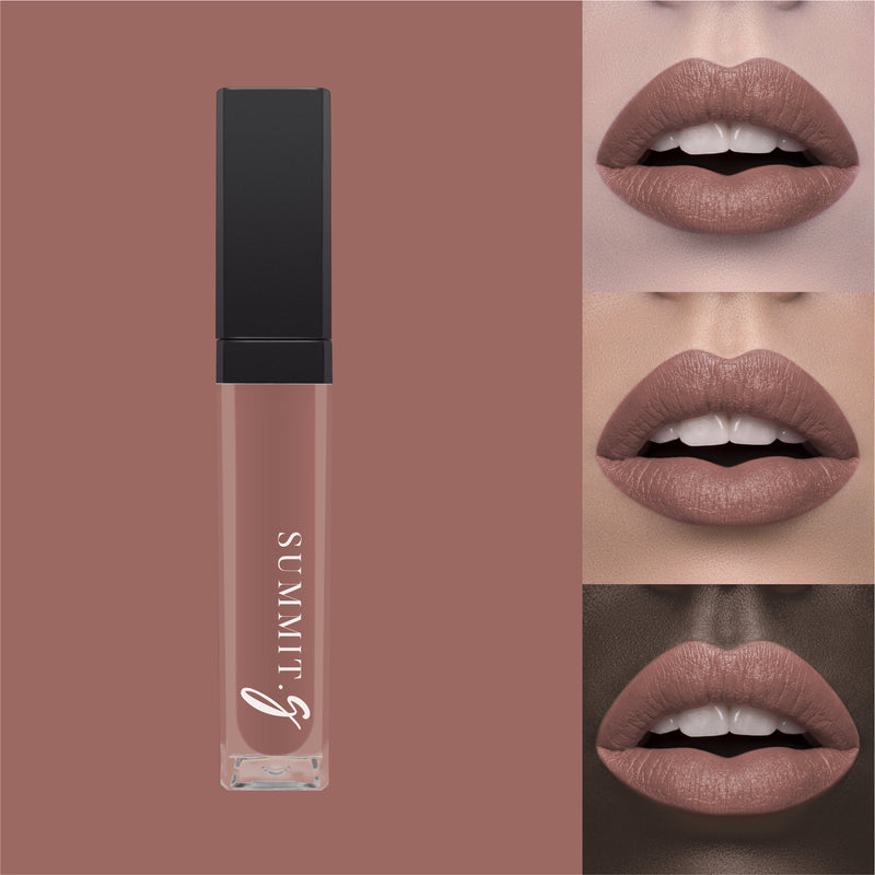 Liquid Matte Lipstick I Lip stain | Lips | Highly Pigmented Make-up - Summit-Gate