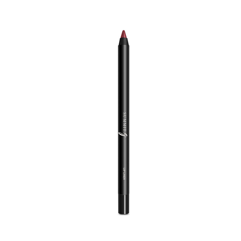 Burgundy Lip Liner Pencil | Lip Definer and Contour Pencil  Summit Gate