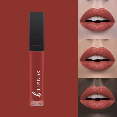Matte Liquid Lipstick #10 - Naive I Lip stain | Lips | Highly Pigmented Make-up - Summit-Gate