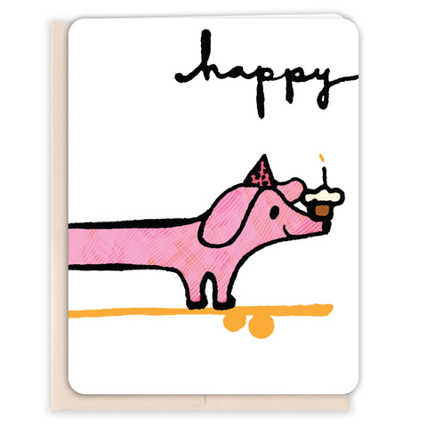 Skateboard-Dog-Birthday-Card
