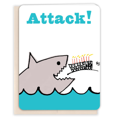Shark-Birthday-Birthday-Card