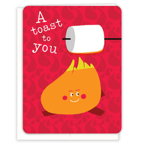 Toast-Marshmallow-Congratulations-Card