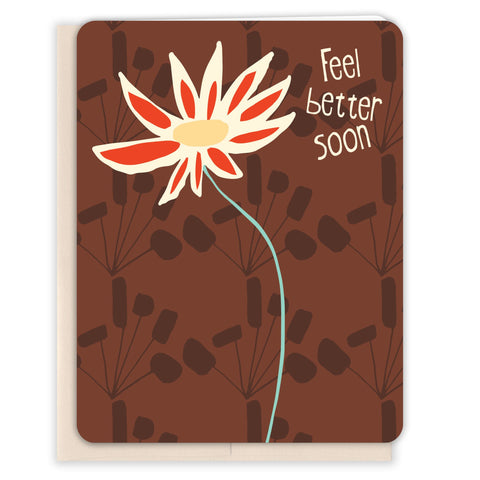 Feel-Better-Flower-Card