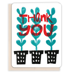 Three-Plants-Thanks-Thank-You-Card