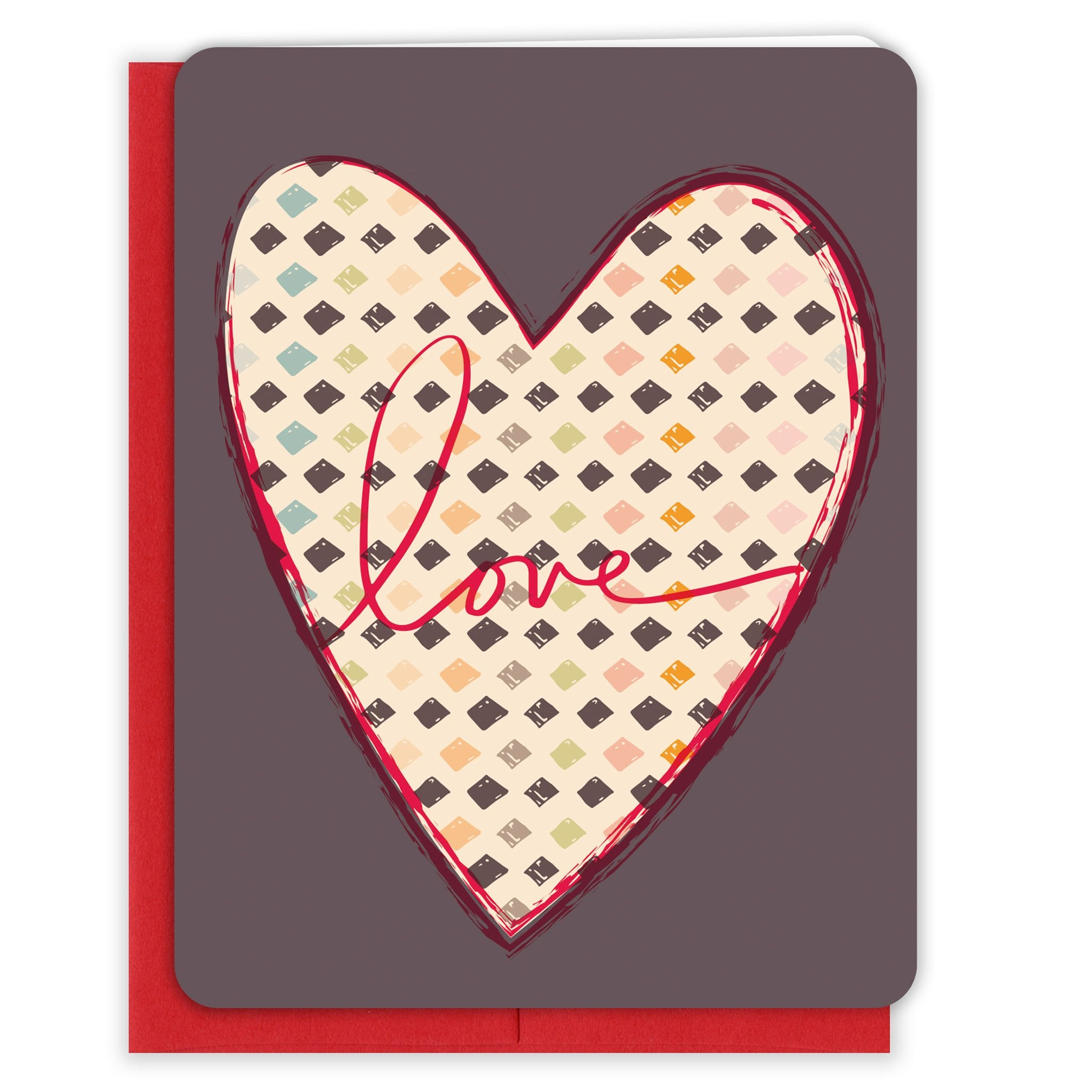 Diamond-Heart-Love-Card