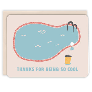 Cool-Pool-Thanks-Thank-You-Card