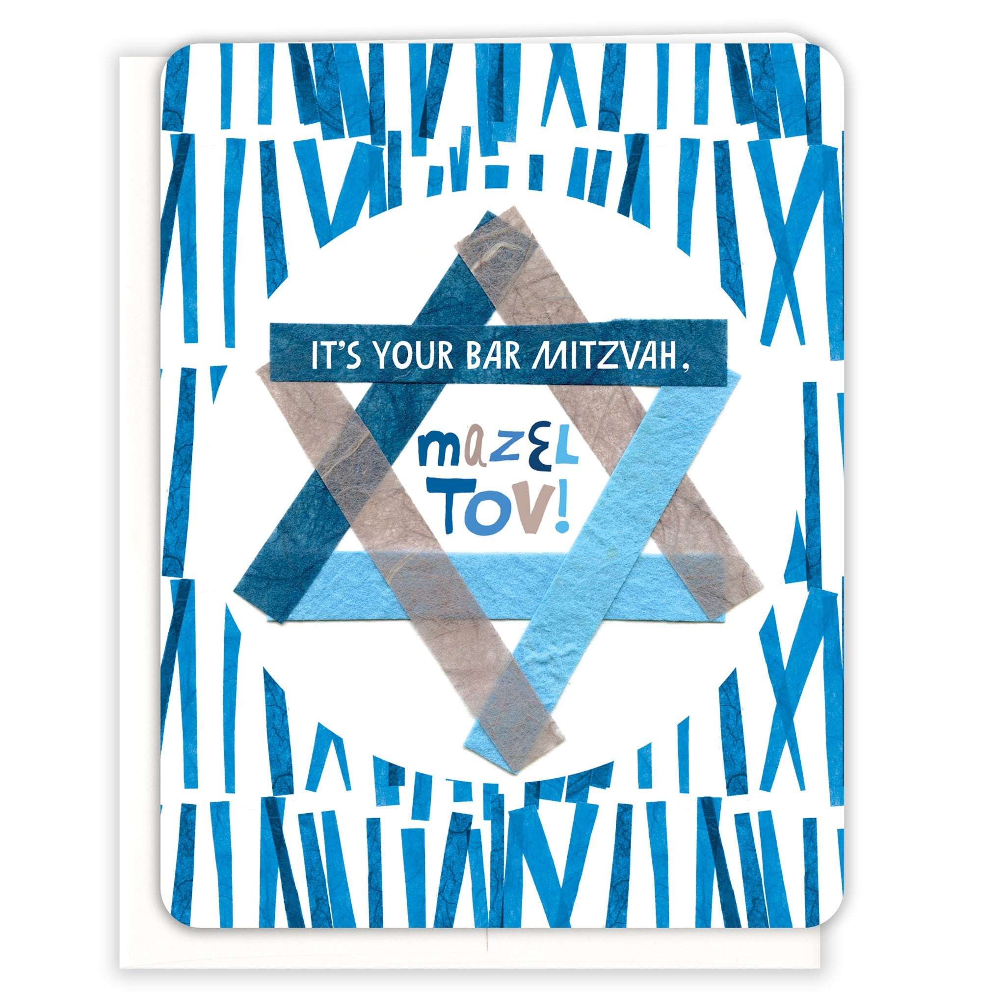 Blue-Star-Bar-Mitzvah-Card