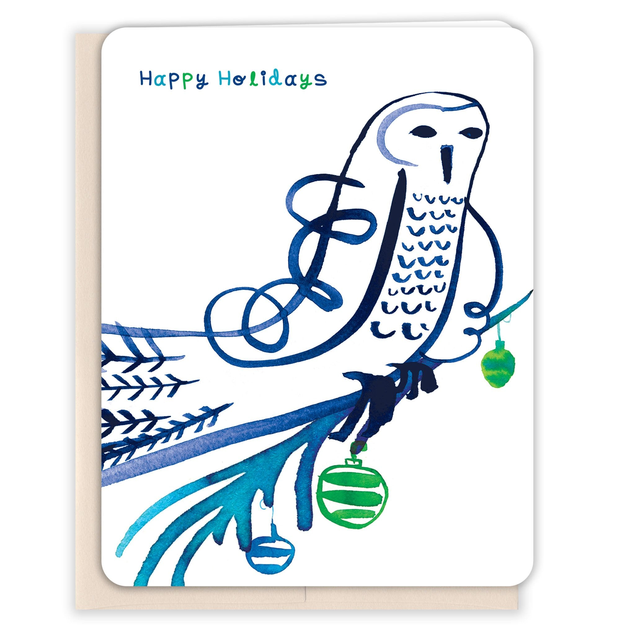 Holiday-Blue-Owl-Holiday-Card