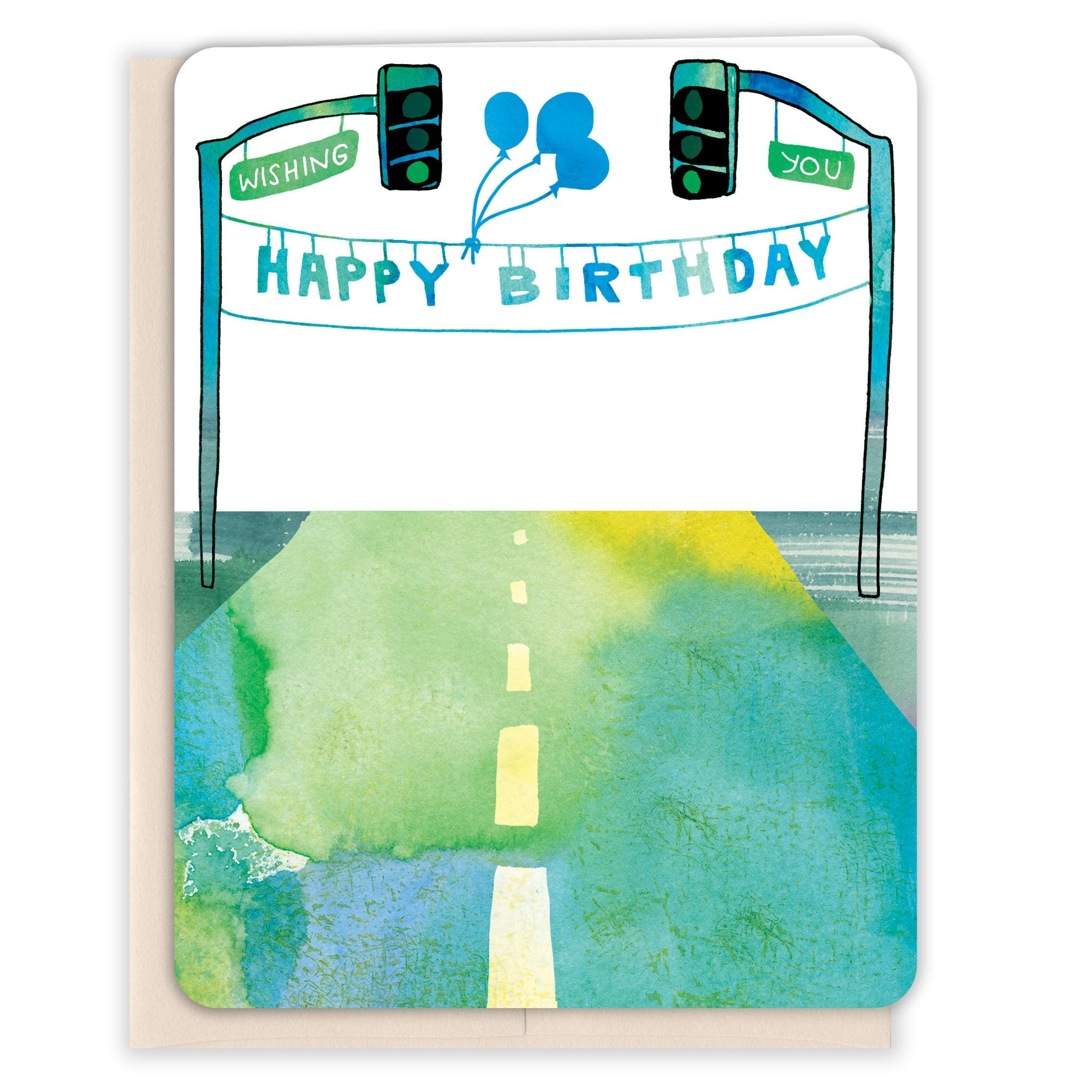 Venice-Birthday-Card