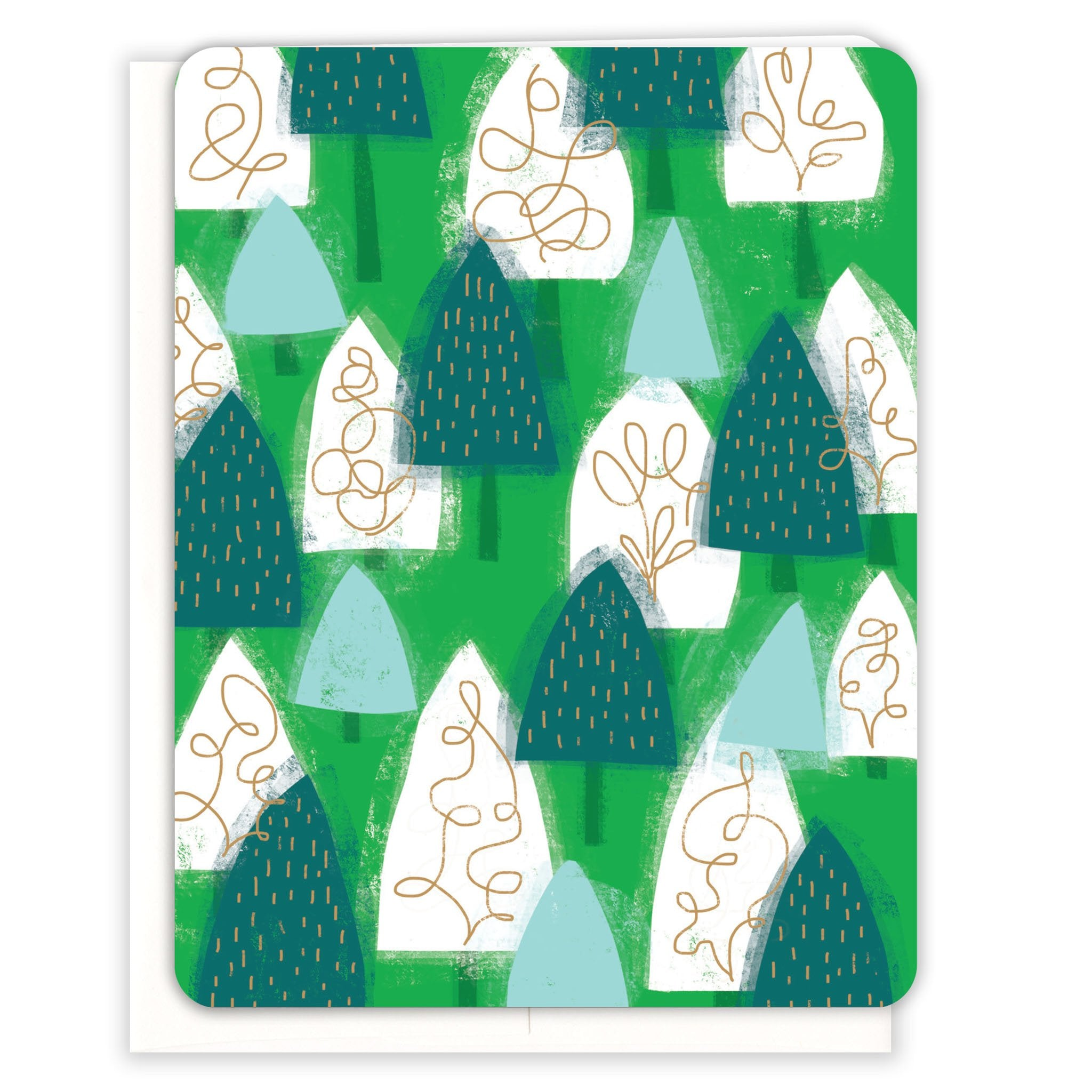 Merry-Trees-Pattern-Christmas-Card