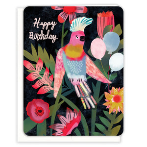 Cockatoo-Birthday-Card