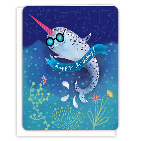 Narwhal-Birthday-Card