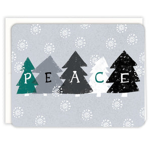 Peace-Forest-Christmas-Card