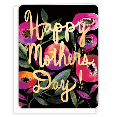 Hollyhocks-Mom-Mothers-Day-Card
