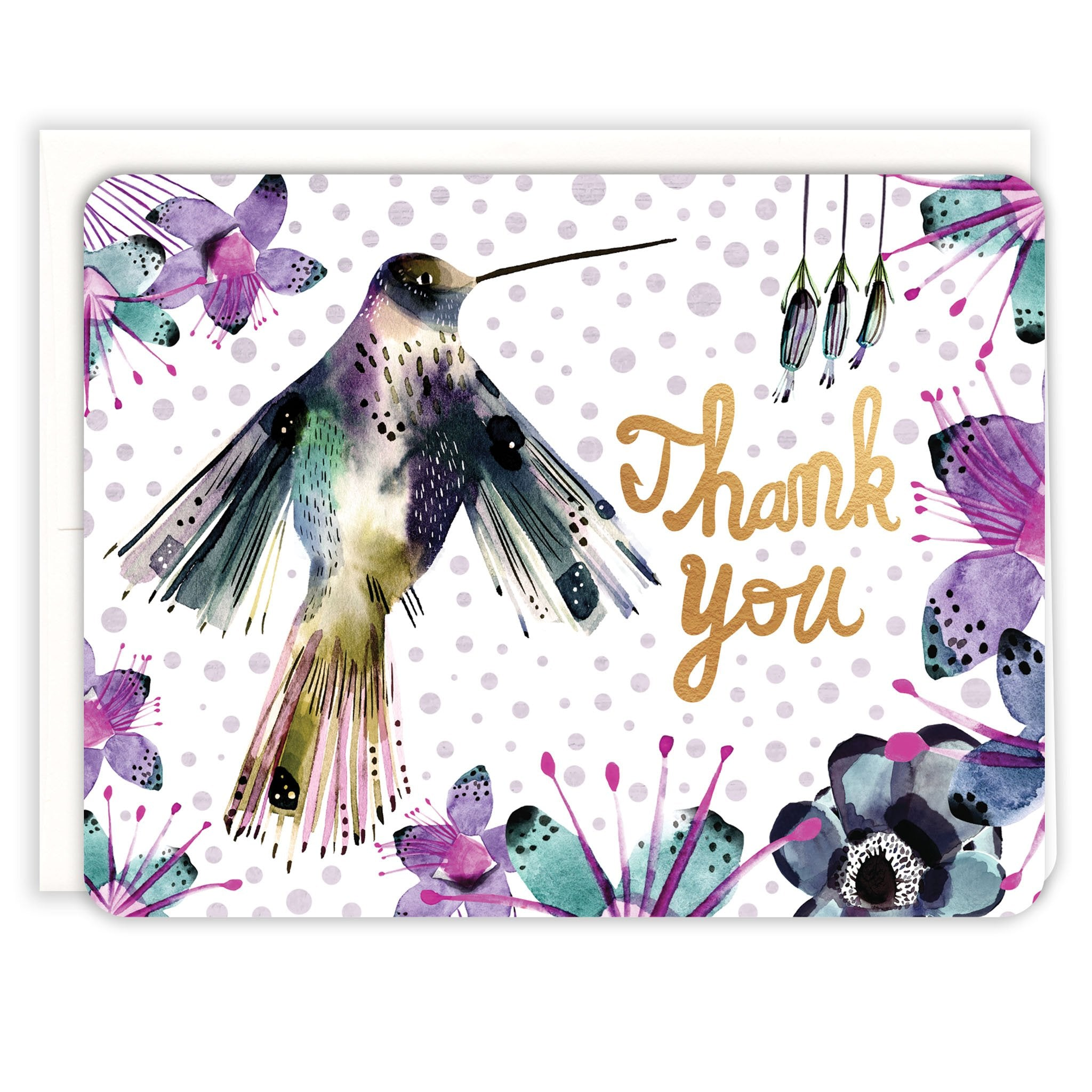 Hummingbird-Thanks-Thank-You-Card