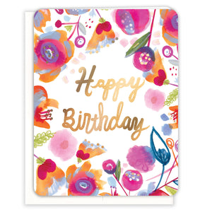 Peach-Flowers-Birthday-Card