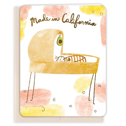 Made-in-California-Baby-Card