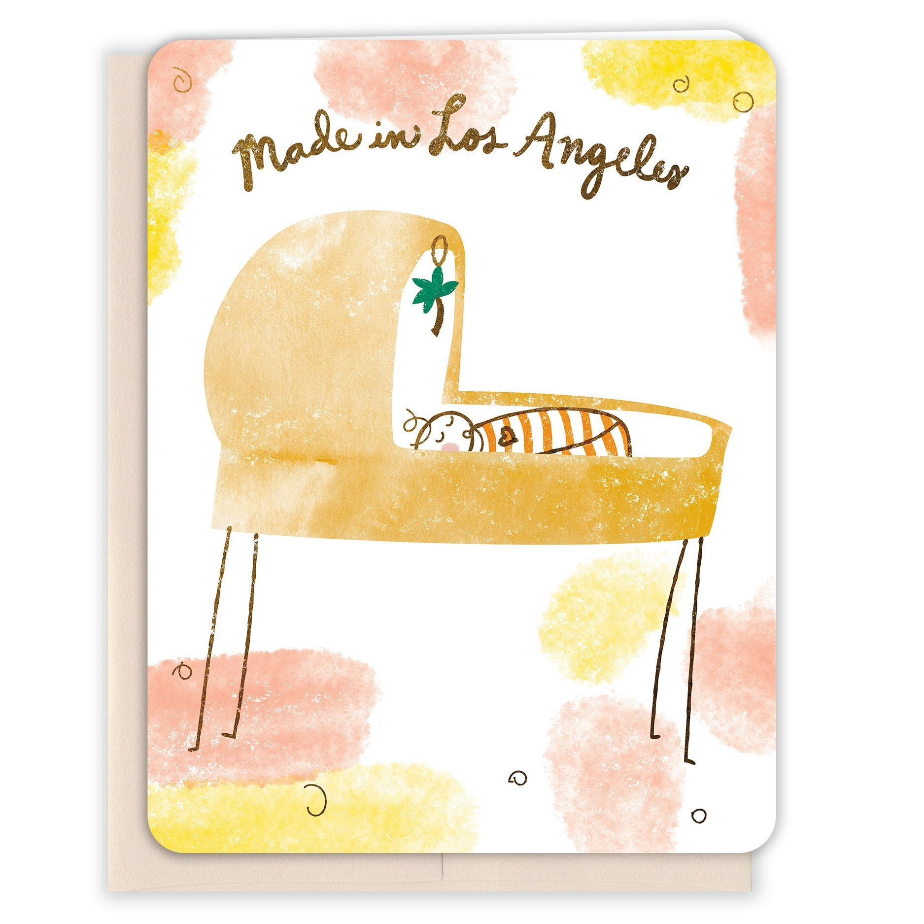 Made-in-Los-Angeles-Baby-Card