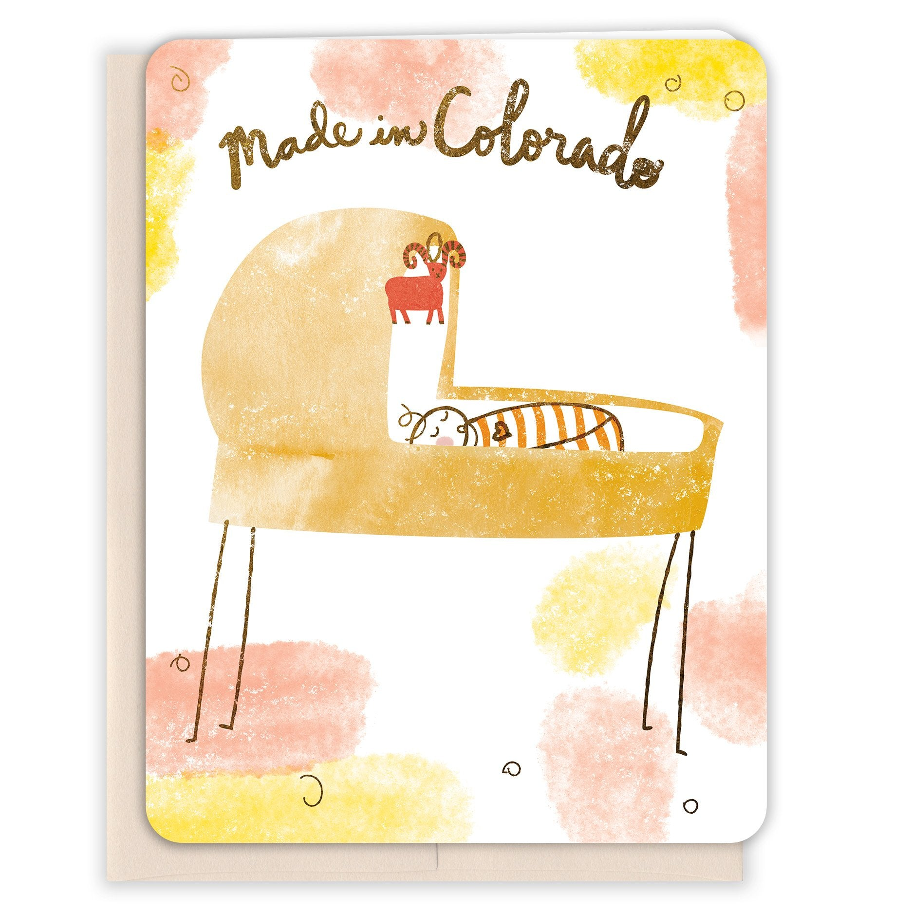Made-in-Colorado-Baby-Card