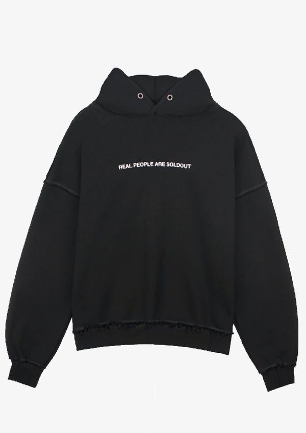REAL PEOPLE ARE SOLDOUT HOODIE
