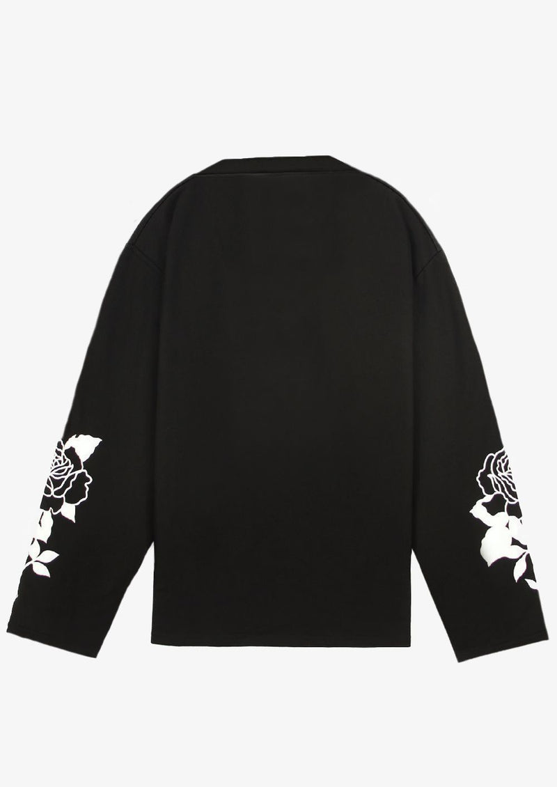 ORGVSM LONG SLEEVE Black Version
