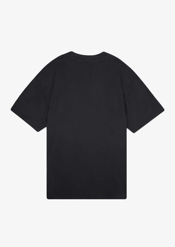 XXX Tribute Tee Oversize Black Version