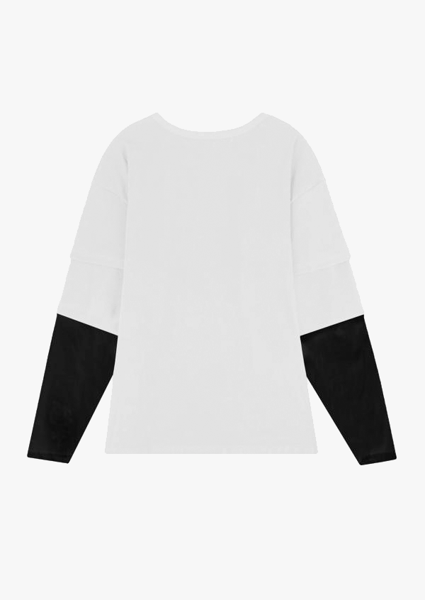 Оргазм Long Sleeve White Version