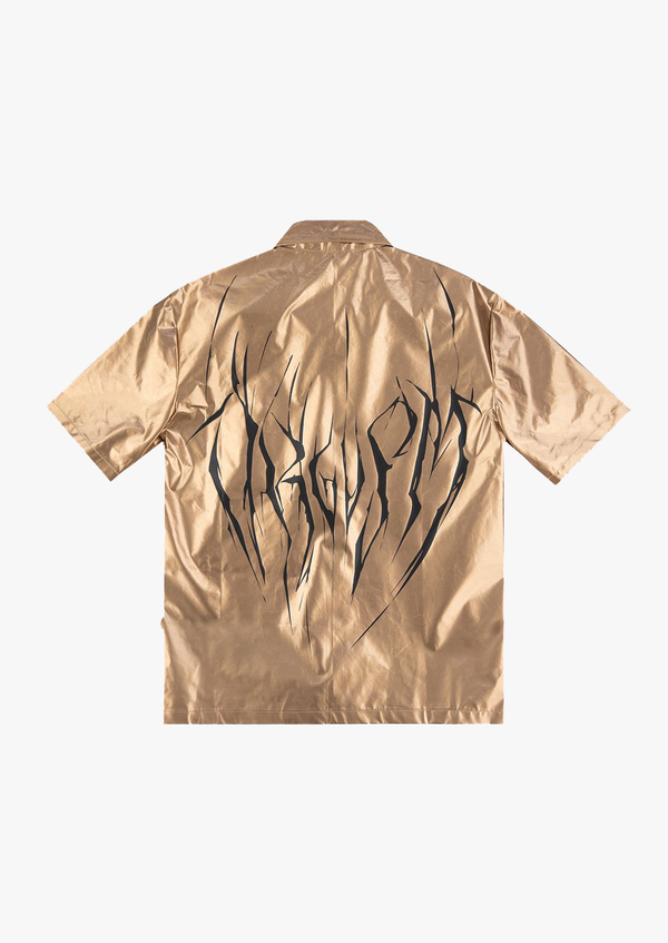 Bronze Short-sleeved Shirt