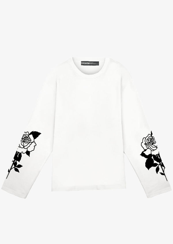 ORGVSM LONG SLEEVE White Version