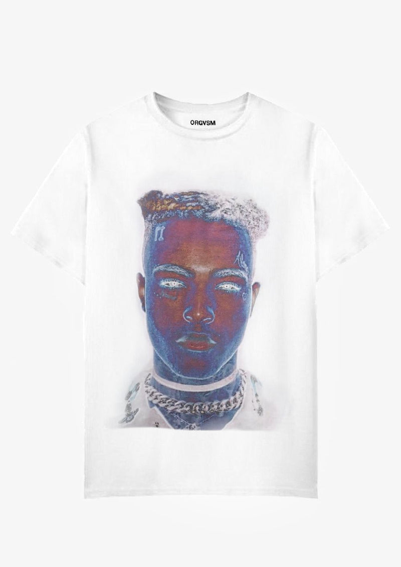 XXX Tribute Tee White Version