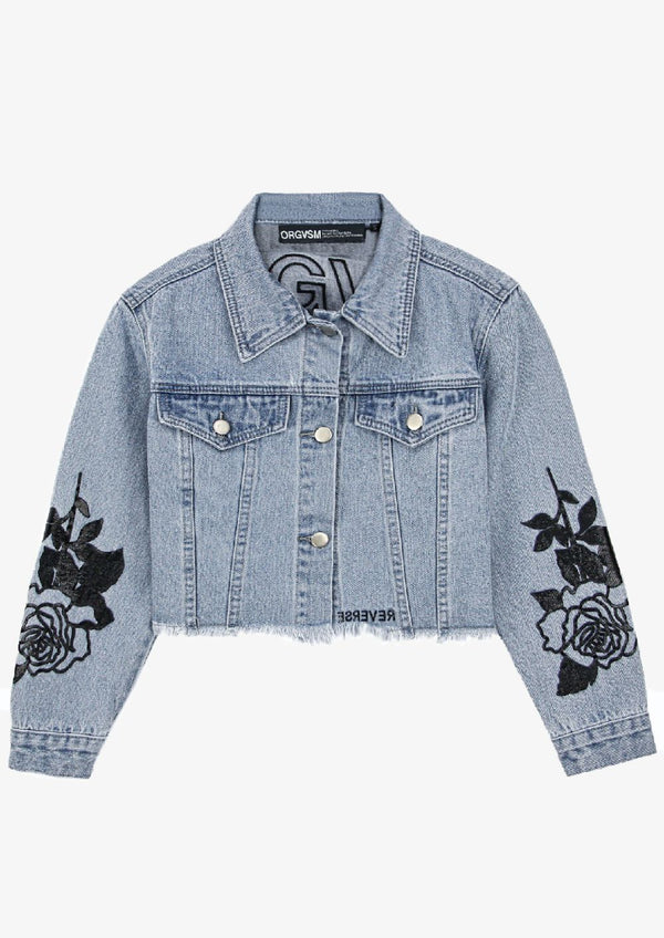 DENIM REVERSE JACKET