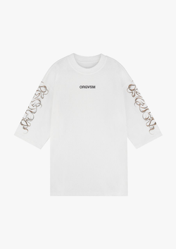 Celtic Runes T-Shirt White Version