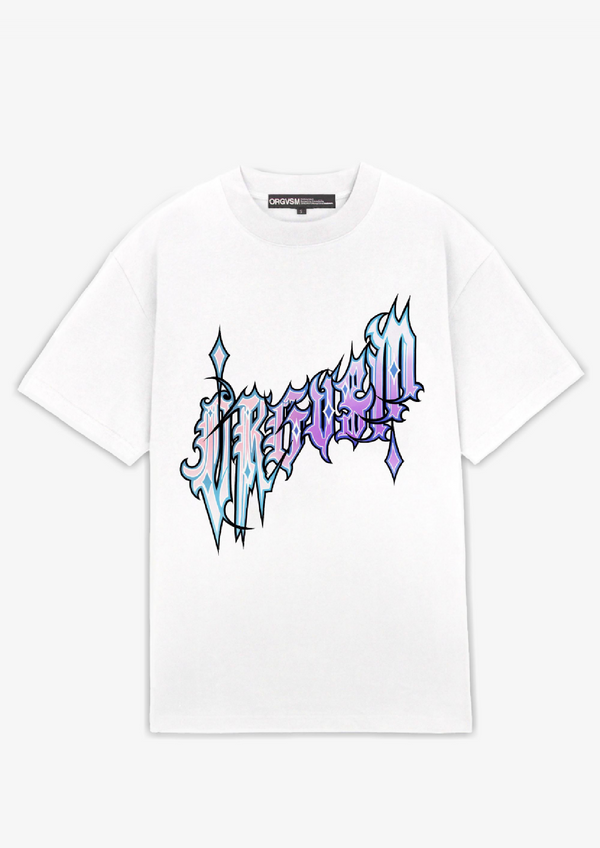 Future Gothic Tee White Version