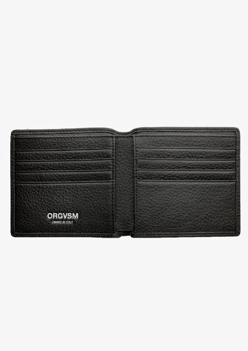 ORGVSM LEATHER WALLET