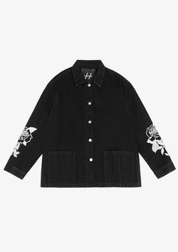 ORGVSM JACKET Black Version