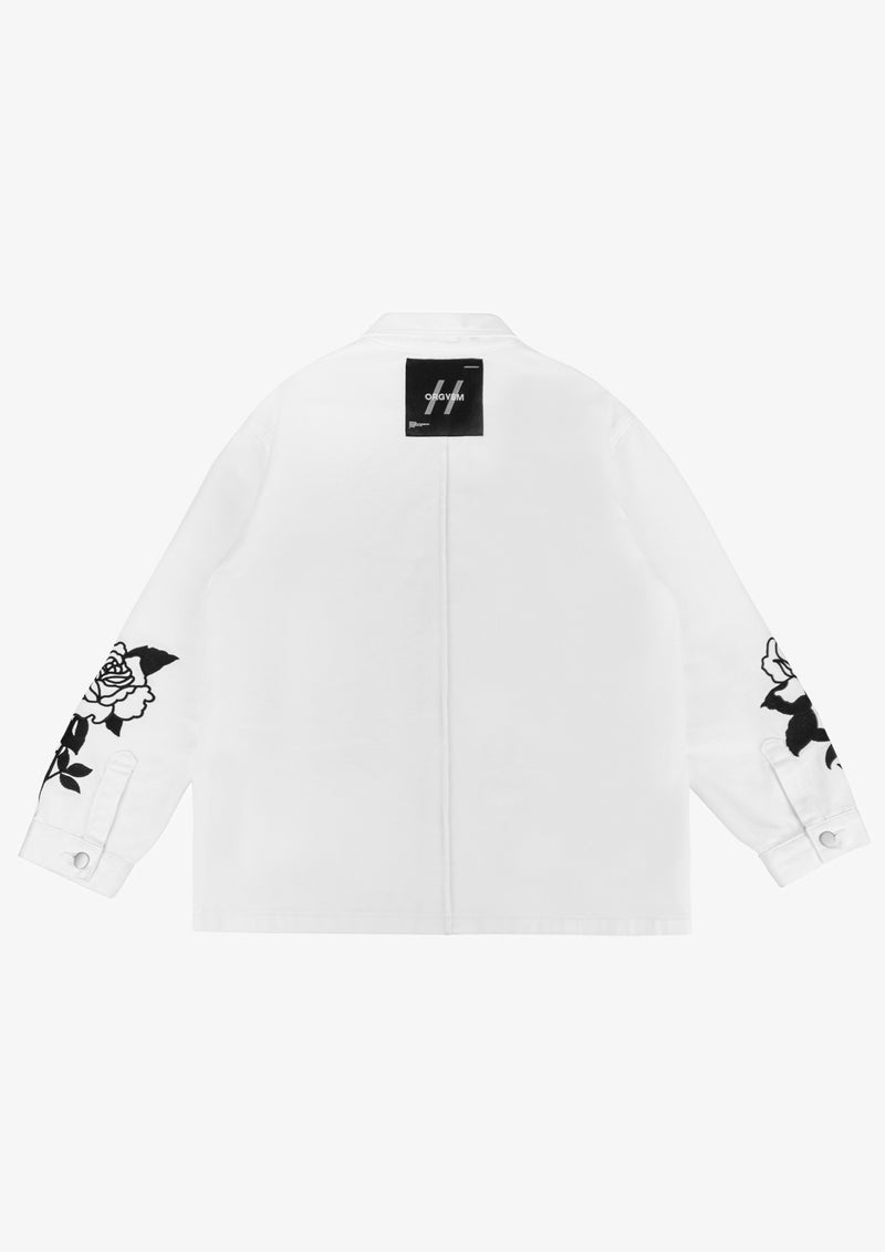 ORGVSM JACKET White Version