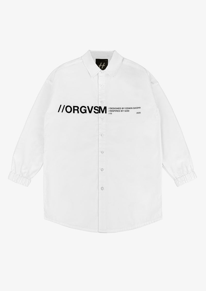 2020Logo Shirt White Version