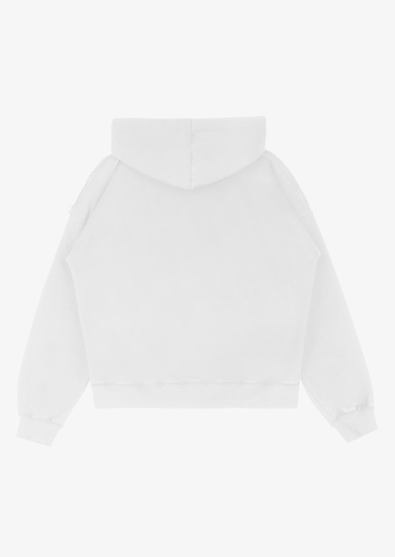 Chaos Hoodie White Version